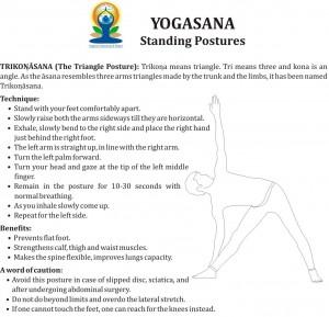 yogadaytrikonasana