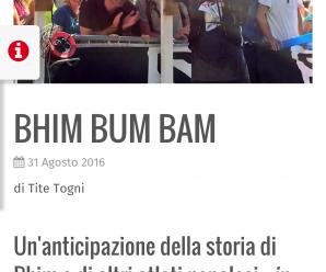 Tite Togni racconta l'apparizione devastante di Bhim Gurung nel panorama Skyrunning