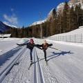 Dolomites Yoga Hut Winter Retreat